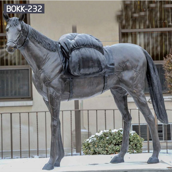 Outdoor Large Metal& Bronze Horse Statues,Life size Horse ...