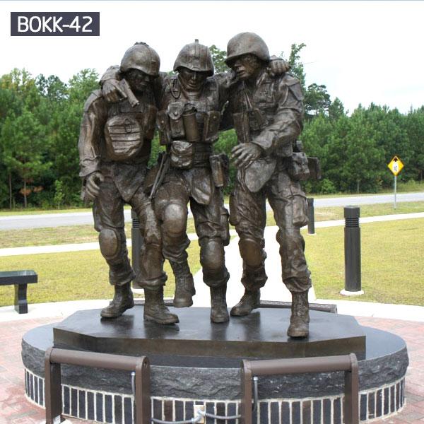 Military Statue